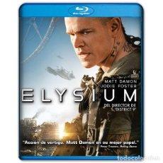 Cine: ELYSIUM BLURAY. Lote 207232957