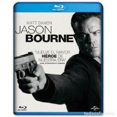 Cine: JASON BOURNE BLURAY. Lote 207233137