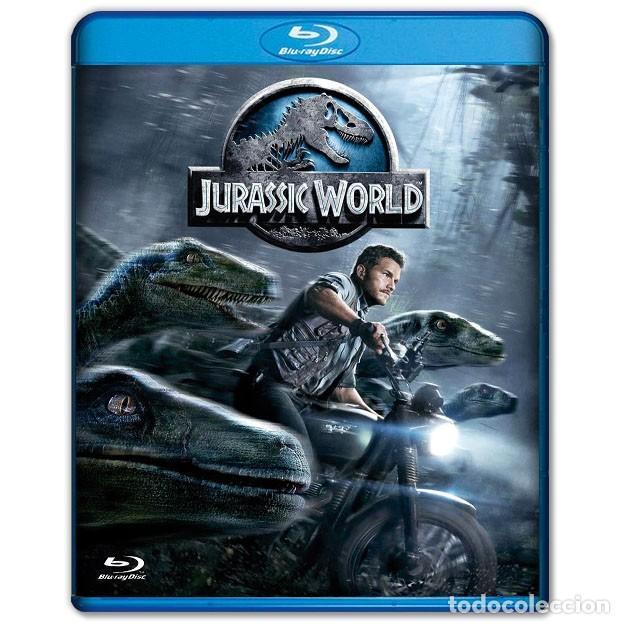 JURASSIC WORLD BLURAY (Cine - Películas - Blu-Ray Disc)