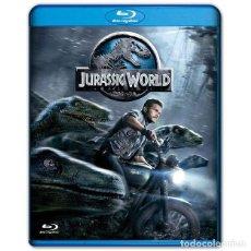 Cine: JURASSIC WORLD BLURAY. Lote 207233210