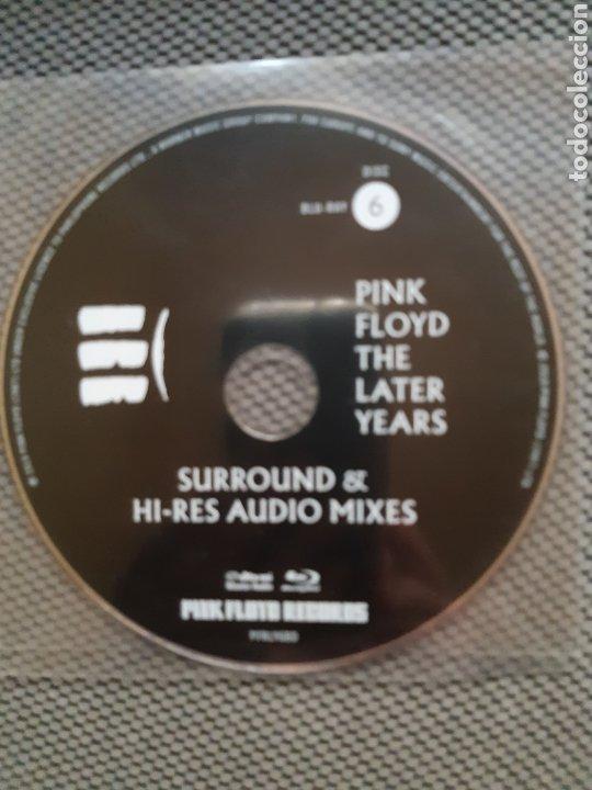 PINK FLOYD. THE LATER YEARS. SURROUND & HI-RES AUDIO MIXES. BLU-RAY Nº6 (Cine - Películas - Blu-Ray Disc)