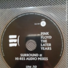 Cine: PINK FLOYD. THE LATER YEARS. SURROUND & HI-RES AUDIO MIXES. BLU-RAY Nº6. Lote 207249483