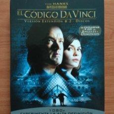 Cine: ENVIO INCLUIDO // BLU RAY EL CODIGO DA VINCI. EDICION 2 DISCOS DIGIPACK.. Lote 207400496