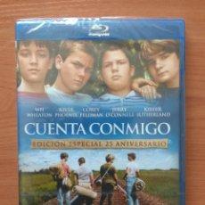 Cine: ENVIO INCLUIDO // BLU RAY CUENTA CONMIGO. EDICIÓN 25 ANIVERSARIO. Lote 207402077
