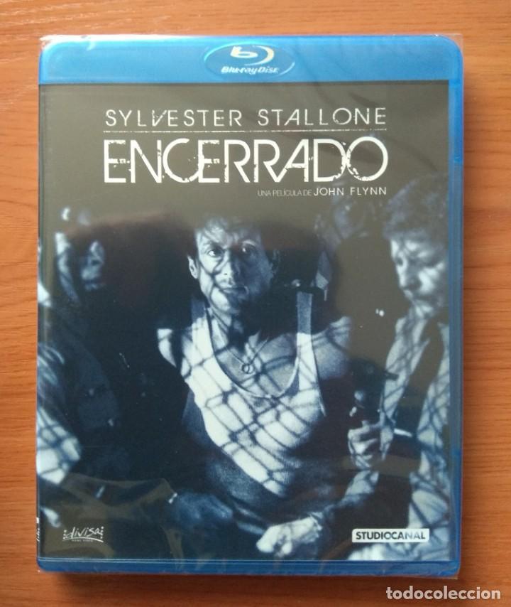 ENVIO INCLUIDO // BLU RAY ENCERRADO (Cine - Películas - Blu-Ray Disc)
