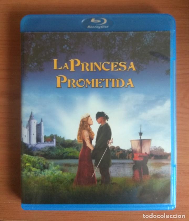 ENVIO INCLUIDO // BLU RAY LA PRINCESA PROMETIDA (Cine - Películas - Blu-Ray Disc)