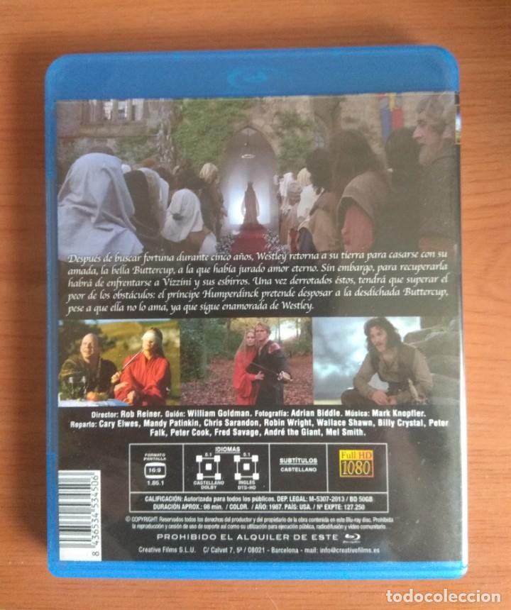 Cine: Envio incluido // Blu ray La princesa prometida - Foto 2 - 207407362