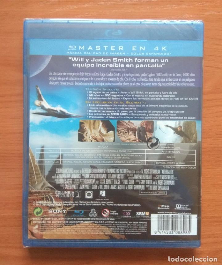 Cine: Envio incluido // Blu ray After earth - Foto 2 - 207660431