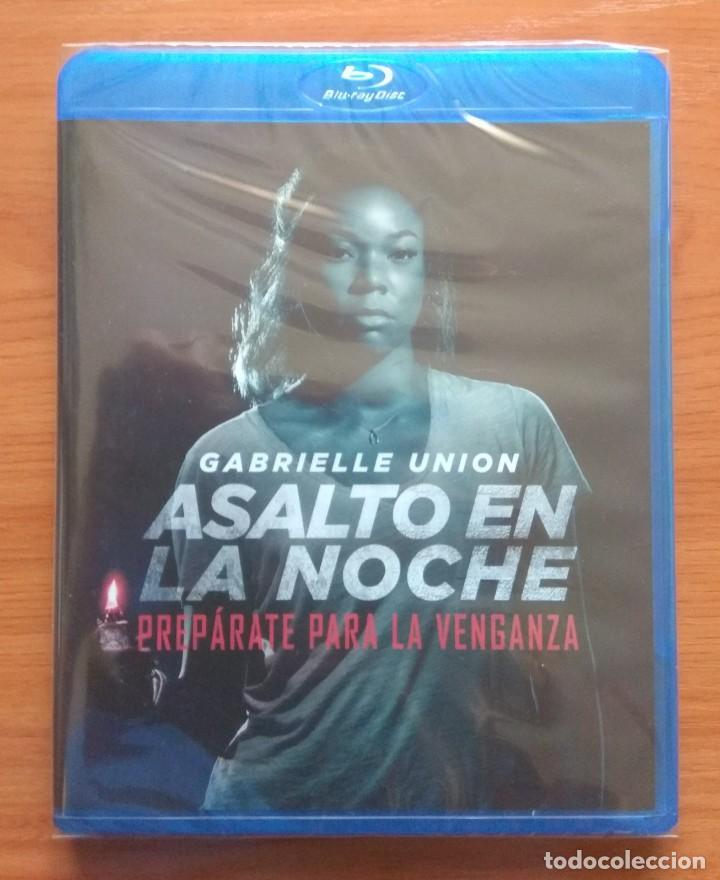 ENVIO INCLUIDO // BLU RAY ASALTO EN LA NOCHE (Cine - Películas - Blu-Ray Disc)