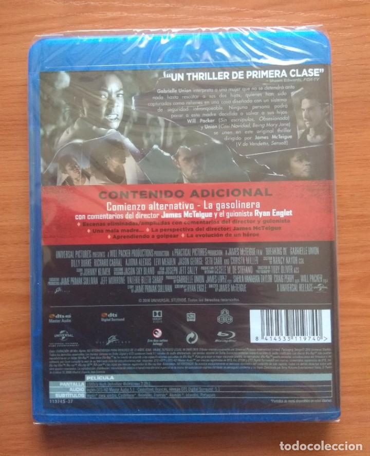 Cine: Envio incluido // Blu ray Asalto en la noche - Foto 2 - 207660923