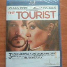 Cine: ENVIO INCLUIDO // BLU RAY THE TOURIST. Lote 207661435