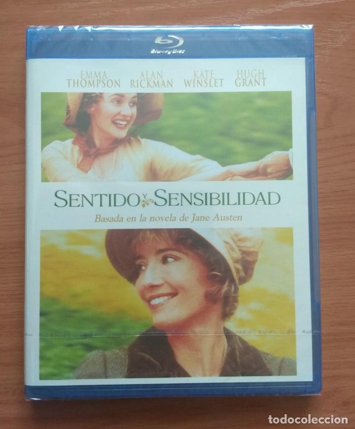 ENVIO INCLUIDO // BLU RAY SENTIDO Y SENSIBILIDAD (Cine - Películas - Blu-Ray Disc)