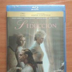 Cine: ENVIO INCLUIDO // BLU RAY LA SEDUCCION. Lote 207661836