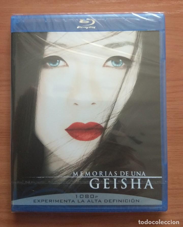 ENVIO INCLUIDO // BLU RAY MEMORIAS DE UNA GEISHA (Cine - Películas - Blu-Ray Disc)