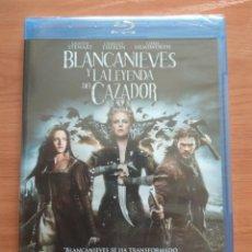 Cine: ENVIO INCLUIDO // BLU RAY BLANCANIEVES Y LA LEYENDA DEL CAZADOR. Lote 207748958