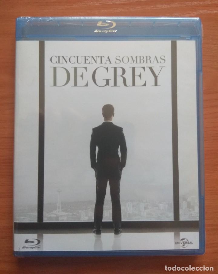 ENVIO INCLUIDO // BLU RAY CINCUENTA (50) SOMBRAS DE GREY (Cine - Películas - Blu-Ray Disc)