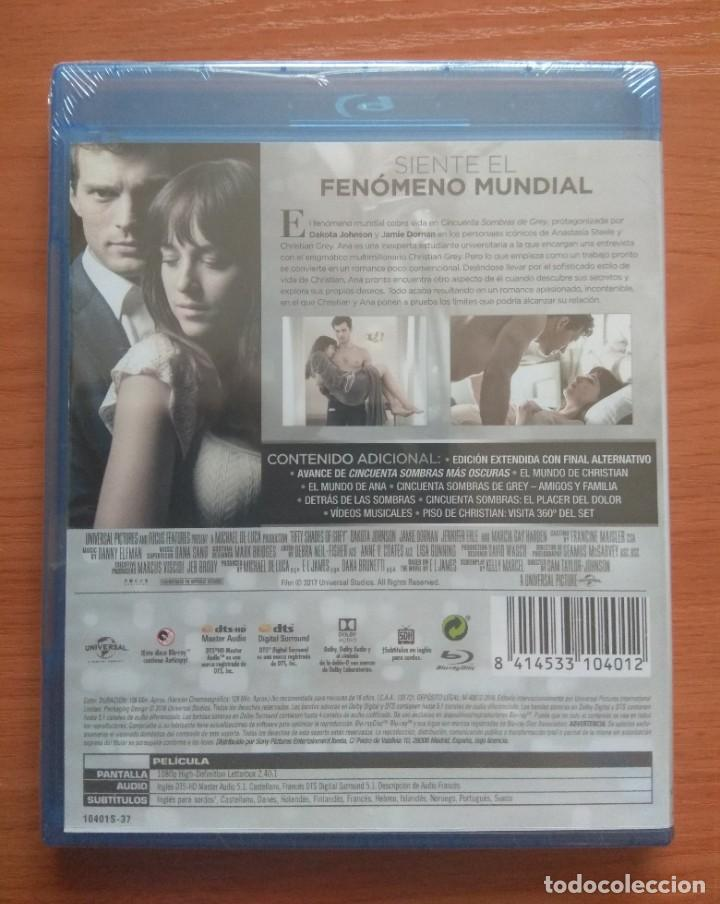 Cine: Envio incluido // Blu ray Cincuenta (50) sombras de grey - Foto 2 - 207749328