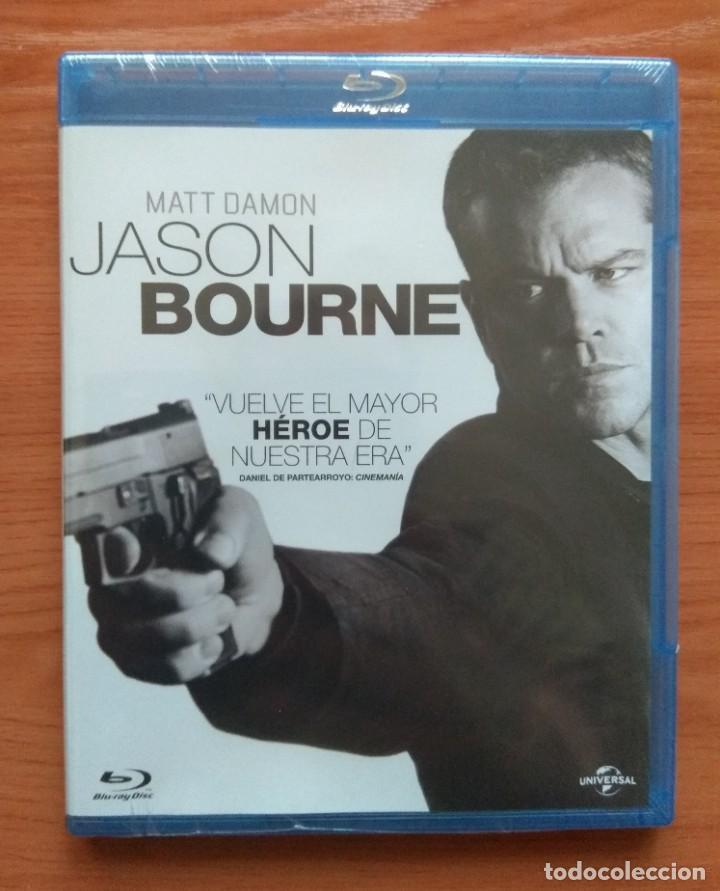 ENVIO INCLUIDO // BLU RAY JASON BOURNE (Cine - Películas - Blu-Ray Disc)