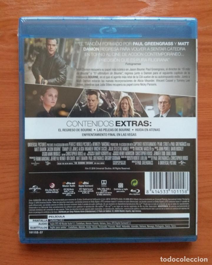 Cine: Envio incluido // Blu ray Jason Bourne - Foto 2 - 207750932