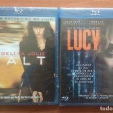 Cine: ENVIO INCLUIDO // LOTE BLU RAY: SALT Y LUCY. Lote 202849912