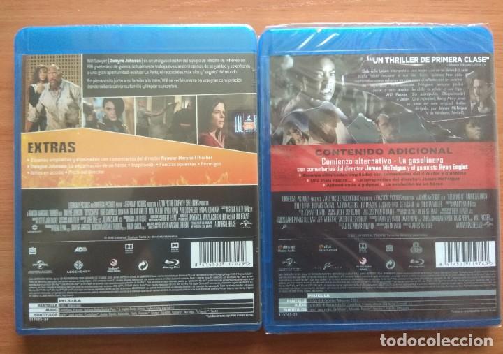 Cine: Envio incluido // Lote Blu ray: El rascacielos y Asalto en la noche. - Foto 2 - 207841563