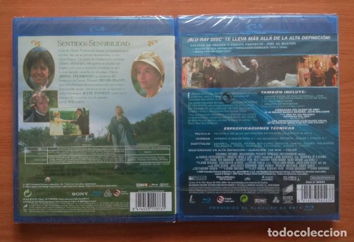 Cine: Envio incluido // Lote Blu ray: Sentido y sensibilidad y Memorias de una Geisha - Foto 2 - 207841855