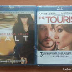 Cine: ENVIO INCLUIDO // LOTE BLU RAY: SALT Y THE TOURIST.. Lote 207842053
