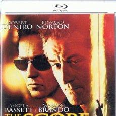Cinéma: THE SCORE (UN GOLPE MAESTRO) ROBERT DE NIRO (BLU - RAY). Lote 208578213