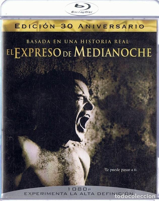 EL EXPRESO DE MEDIANOCHE EDICIÓN 30 ANIVERSARIO (BLU - RAY) (Cine - Películas - Blu-Ray Disc)