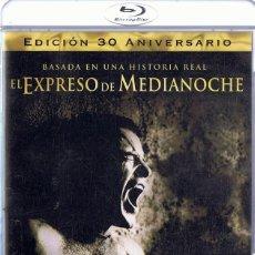 Cine: EL EXPRESO DE MEDIANOCHE EDICIÓN 30 ANIVERSARIO (BLU - RAY). Lote 209161190