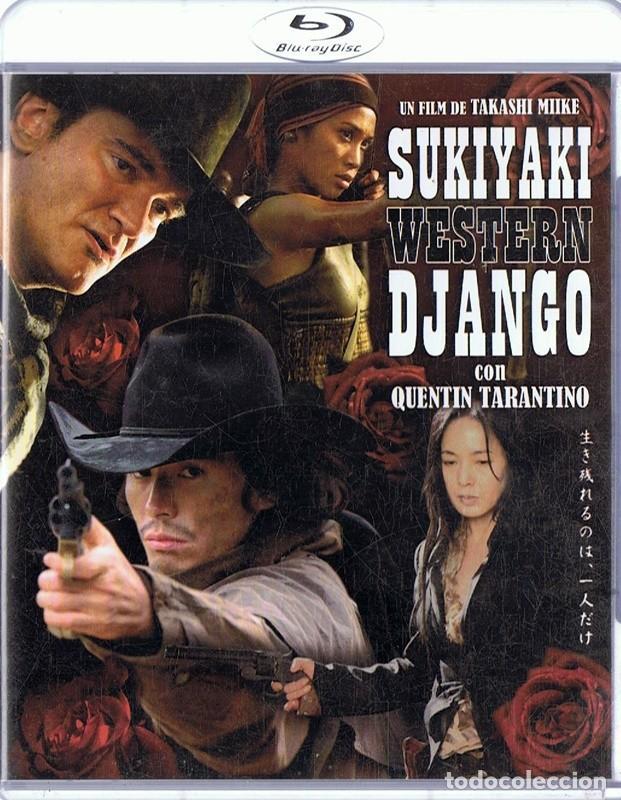 SUKIYAKI WESTERN DJANGO QUENTIN TARANTINO (Cine - Películas - Blu-Ray Disc)