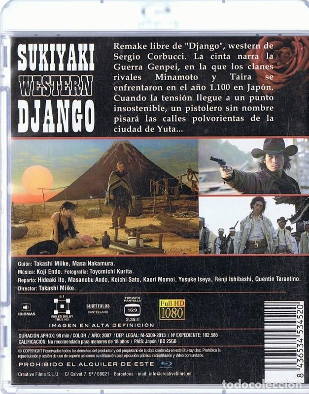 Cine: SUKIYAKI WESTERN DJANGO QUENTIN TARANTINO - Foto 2 - 209162012
