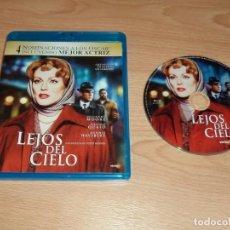 Cinema: LEJOS DEL CIELO, EN BLU-RAY. Lote 282899073