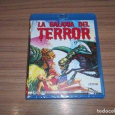 Cine: LA GALAXIA DEL TERROR BLU-RAY DISC NUEVO PRECINTADO. Lote 289891013