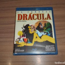 Cine: LA CONDESA DRACULA BLU-RAY DISC NUEVO PRECINTADO. Lote 209925397