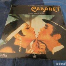 Cine: LASER DISC EN BUEN ESTADO CABARET. Lote 209986521