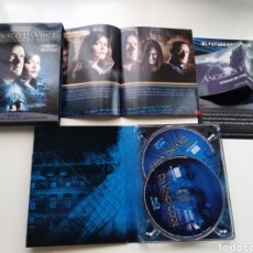 Cine: EL CÓDIGO DA VINCI TOM HANKS BLURAY DISC DIGIPACK 2 DISCOS. Lote 210190271