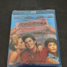 Cinema: REF. 5302 ADMINISTRADORA SECRETA -BLU RAY NUEVO A ESTRENAR PRECINTADO. Lote 210285486