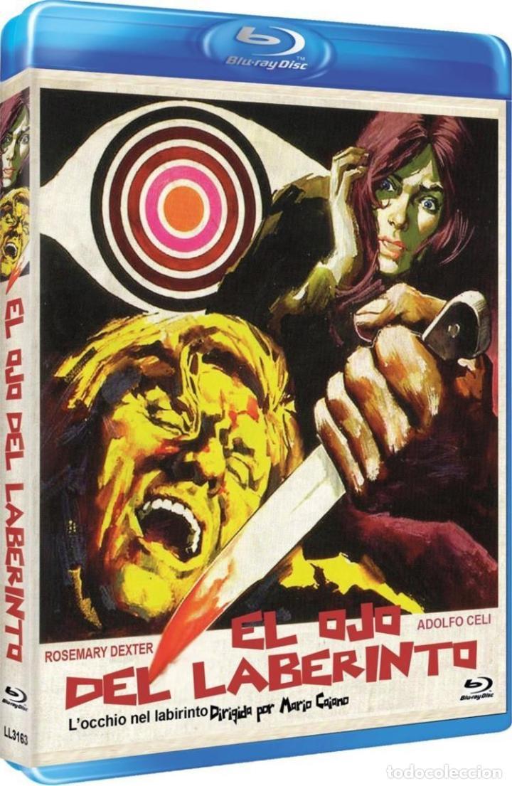 el ojo del laberinto (blu-ray) (l'occhio nel la - Comprar Películas de cine  Blu-Ray Disc en todocoleccion - 210292097