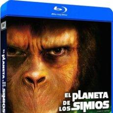 Cine: EL PLANETA DE LOS SIMIOS (BLU-RAY) (PLANET OF THE APES). Lote 210292901