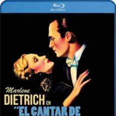 Cine: EL CANTAR DE LOS CANTARES (BLU-RAY) (BD-R) (THE SONG OF SONGS). Lote 210293383