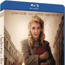 Cine: LA LADRONA DE LIBROS (BLU-RAY) (THE BOOK THIEF). Lote 210293387