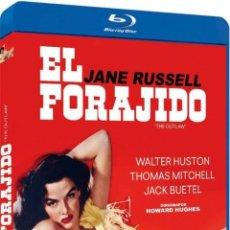 Cine: EL FORAJIDO (BLU-RAY) (BD-R) (THE OUTLAW). Lote 210293428