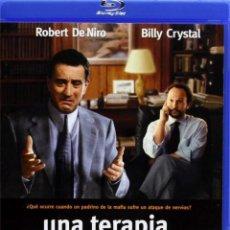 Cine: UNA TERAPIA PELIGROSA (BLU-RAY) (ANALYZE THIS). Lote 210293433