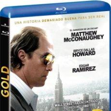 Cine: GOLD, LA GRAN ESTAFA (BLU-RAY). Lote 210293453