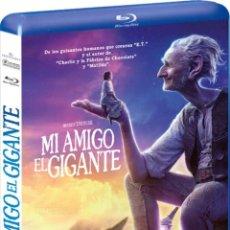 Cine: MI AMIGO EL GIGANTE (BLU-RAY) (THE BFG). Lote 210293477