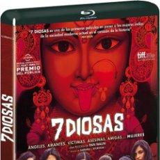 Cine: 7 DIOSAS (BLU-RAY) (ANGRY INDIAN GODDESSES). Lote 210293483