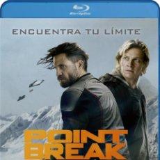 Cine: POINT BREAK (SIN LÍMITES) (BLU-RAY). Lote 210293492