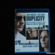 Cinema: DUPLICITY. Lote 210423442