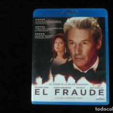 Cine: EL FRAUDE - BLURAY COMO NUEVO. Lote 210425036